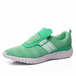 Zapatillas deportivas para mujer Soft Slip On Casual Slip On al aire libre Flats