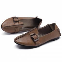 USTalla5-12MujerZapatoscasuales Zapatos de hebilla