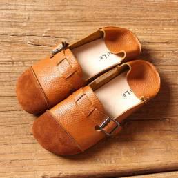 Zapatos de mujer Casual Slip On Soft al aire libre Mocasines planos bajos