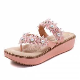 Floresdediamantesdeimitaciónretro Soft zapatillas