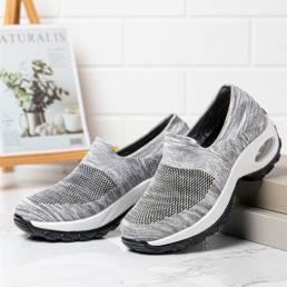 Zapatos deportivos acolchados para mujer