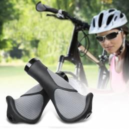 BIKIGHT 1 par de puños de manillar de bicicleta Impermeable antideslizantes 140 mm longitud Puños de bicicleta