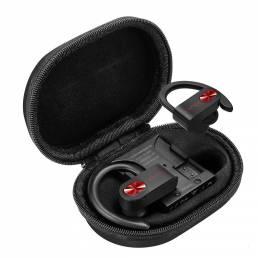 BlitzWolf® AIRAUX AA-UM2 TWS bluetooth 5.0 Oreja Gancho Auricular Stereo HiFi Sport Orejabuds con carga Caso