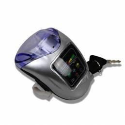 XANES® 48V Eléctrico Coche Potencia Pantalla luz LED Instrumento Faros delanteros Lámpara Accesorios para luces de bicic