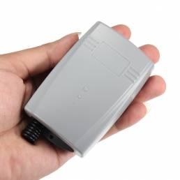 12-24V DC/AC Universal Receptor de 2 Canales Receptor 433.92MHz Control Remoto de Código Fijo y de Balanceo