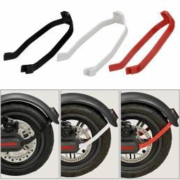Para XIAOMI 1/1S / 2Pro Soporte de soporte de guardabarros de scooter Llantas de 10