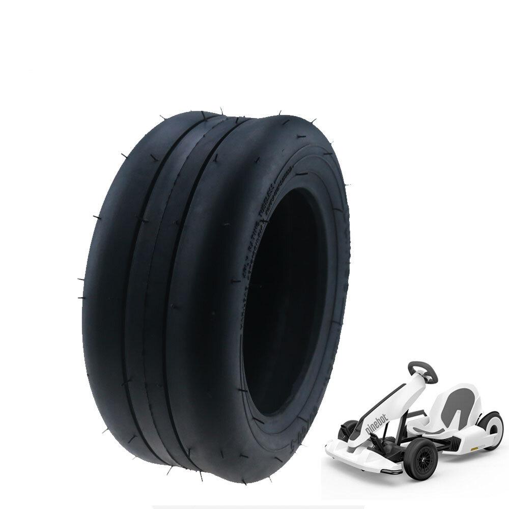 NeumáticodevacíosincámaraBIKEGHT 80 / 60-5 Neumático de rueda delantera de karting profesional intercambiable para