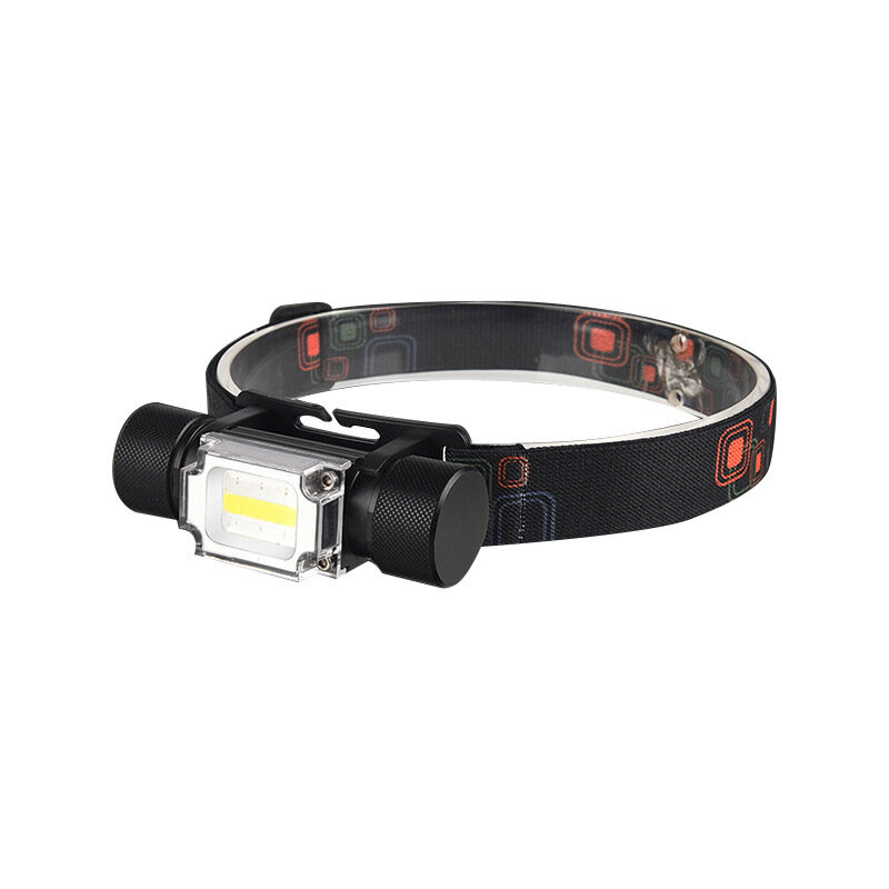 XANES 3 modos 2200mAh Faro de carga inteligente incorporado Batería Luz de bicicleta Impermeable ajustable