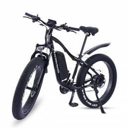 RX02 LG Batería 48V 16Ah 500W 26 * 4.0in Bicicleta eléctrica plegable 50 km / h Velocidad máxima 110 km Bicicleta eléctr