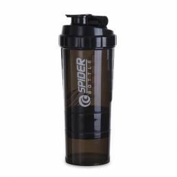 BIKIGHTBotelladeaguaparabicicletas Proteína en polvo Shaker Botella Milk Shake BPA-Free