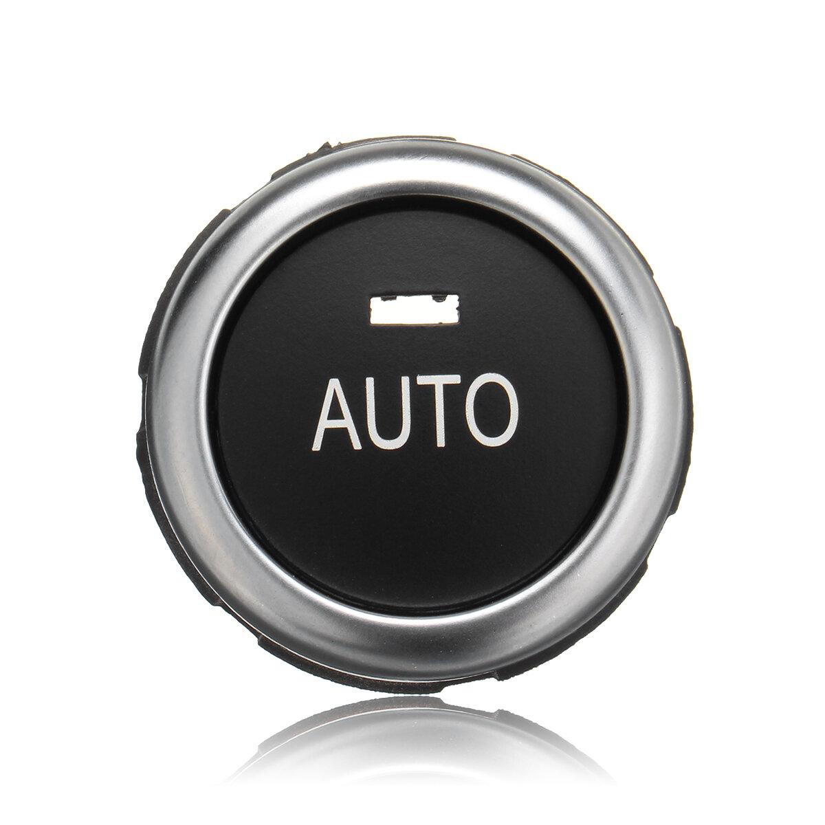Botón de perilla de rotación automática de A / C para BMW 5 6 7 Series X5 X6 F10 F01