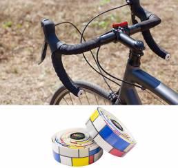 NPY 2 piezas de cinta de manillar de bicicleta antideslizante esponja de choque correa de manillar de bicicleta ciclismo