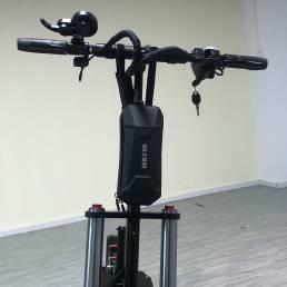 Ciclismo a prueba de agua Bolsa al aire libre Montar bicicleta de montaña bicicleta de haz delantero Bolsa Almacenamient