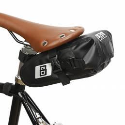 BIKIGHTCiclismoBicicletaBicicletaAsientoTrasero Sillín Cola 23 * 10 * 8.5 CM Impermeable Bicicleta Bolsa Bolsa