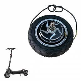 Scooter eléctrico plegable LANGFEITE L9 motor Buje de scooter Original profesional de gran potencia motor sin neumático