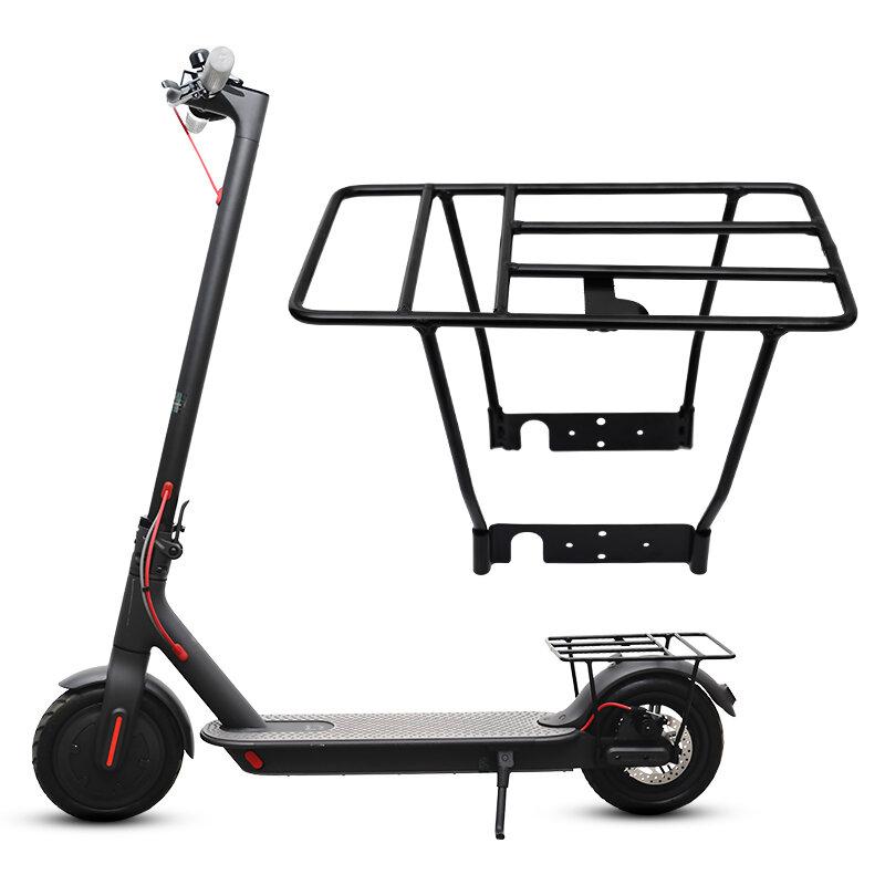 15x27cm Scooter Equipaje Portaequipajes trasero Tronco Scooter eléctrico Estante trasero para scooter M365 1s Pro