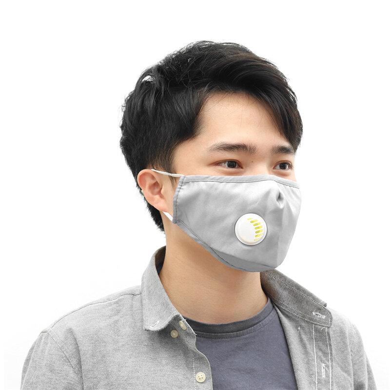 Seguridad Anti influenza Mascarillas Mascarilla para adultos Anti-Mascarillas para respiradores de partículas en polvo A