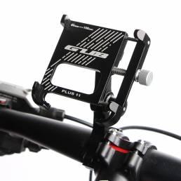 GUB PLUS 11 soporte giratorio para teléfono de bicicleta para 3