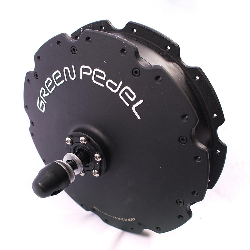 Bikight 48V 1000W Motor Sin escobillas Bicicleta eléctrica motor para la rueda delantera Conversión motor Kits