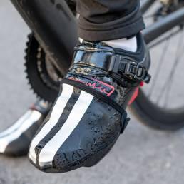 ROCKBROS Impermeable Cubrezapatillas térmicas para ciclismo