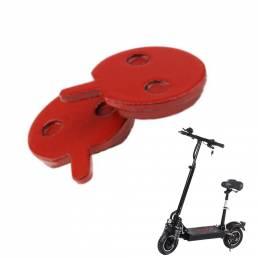 Pastillas de freno hidráulicas Scooter eléctrico Oil Accesorios de repuesto de pastillas de freno para LAOTIE ES10