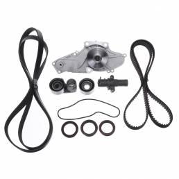 9 piezas de sincronización Cinturón y kit de bomba de agua para Honda Accord Odyssey Acura MDX RL TL V6