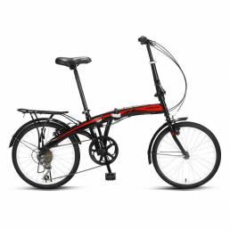 Bicicleta plegable para siempre de 20 pulgadas