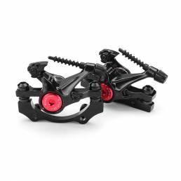 RAMBOMILF1F160/R140R160 / F180 Cojinete de accionamiento Reacción rápida MTB Bike Cycling Disc Pinza de freno