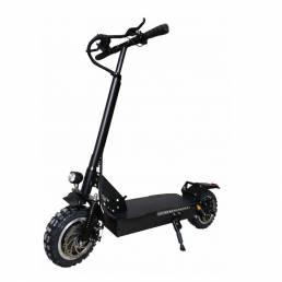 ZAPCOOL T103-1 23.4Ah 60V 1600W Scooter eléctrico plegable Velocidad máxima 60 km / h Máx. 200 kg Individual motor Absor