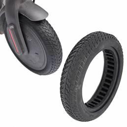 Neumático de goma de amortiguación sólida no neumático M365 Scooter eléctrico Bicicleta Ciclismo Moto Bicicleta eléctric