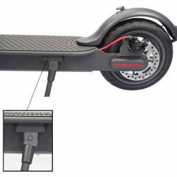 Refuerzo de junta fija de pie BIKIGHT para pieza de reparación de alfombrilla de soporte de pie de scooter eléctrico M36
