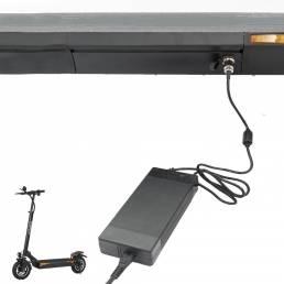 Scooter eléctrico de 48 V Batería Cargador Cargador de energía para scooter al aire libre Ciclismo para LAOTIE L6