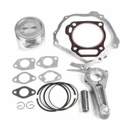 CocheJuegodejuntasdepasadores para anillos de pistón Juego de juntas para HONDA GX390 Motor