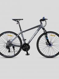 [De Xiaomi Youpin] PARA SIEMPRE P4 27 velocidades 27 Inch 700C Bicicleta de montaña Freno de disco doble Absorción de go