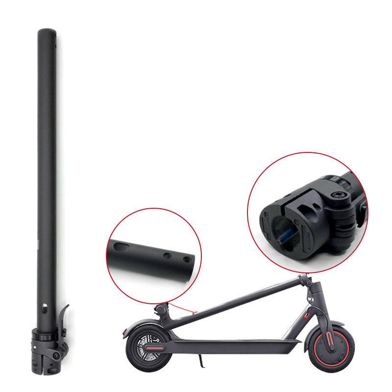 Varilla de soporte de poste plegable para scooter eléctrico Pro accesorios de scooter de aleación de aluminio