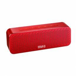 MIFA A20 Portátil de metal TWS 30W Bluetooth Altavoz Aleación de zinc Super Bass Inalámbrico 3D Digital Altavoz de sonid