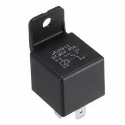 JD2912 DC36V 40A Relé de interruptor de encendido / apagado Terminales de 5 pines de carga dividida de servicio pesado p