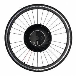 iMortor S1 20in 3.2Ah 36V 240W Motor Sin escobillas Inteligencia Rueda de bicicleta Control de la aplicación IP65 35km /