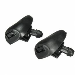 Empareje la boca de los jets de la lavadora de agua del limpiador de la ventana del parabrisas para Peugeot 407 6438Z1