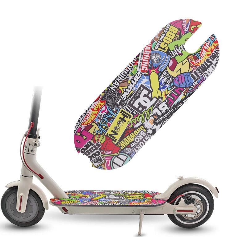 Pedales de scooter de PVC de 58x20