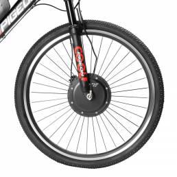 LAOTIE® EW-BT3 Bluetooth inalámbrico 26in / 700C Universal 36V 10.4Ah 350W Rueda de bicicleta inteligente Motor Sin esco