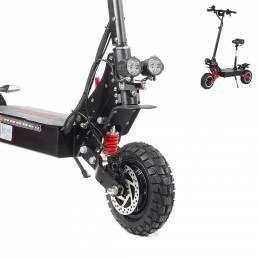 Scooter eléctrico de 2800W motor Buje de ruedas delanteras / traseras motor Accesorios de scooter de repuesto para scoot