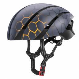 ROCKBROSLK-1CascoCiclismoHombresAdultos Road Bike Bicycle Cap Ventilación Seguridad Integr