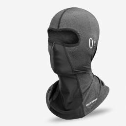 ROCKBROS Ice Silk UV Bufanda de protección a prueba de viento Sombrero para montar Moto Cara completa Mascara Tejido de