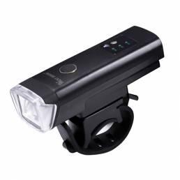 WEST BIKING Luz de bicicleta USB Lámparas de bicicleta recargables LED 2200mAh MTB Faros delanteros Faros delanteros Imp