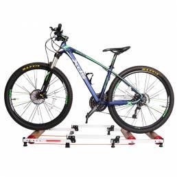 WEST BIKING Estación de entrenamiento de bicicleta plegable Estación de ejercicio de ciclismo en interiores Aptitud Rodi