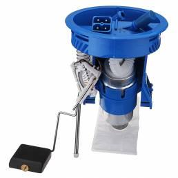 Módulo de montaje de la bomba de combustible lateral azul RH para BMW 318i 320i 323i 325i 328i M3
