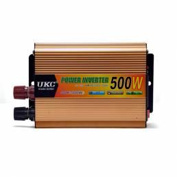 BIKIGHT24V220V500WCocheInversor Enchufe universal Solar Inversor Transformador Convertidor