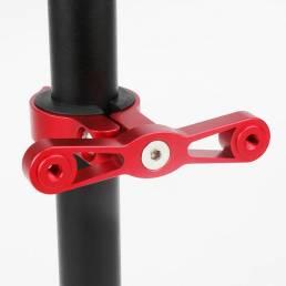 BIKIGHT bicicleta soporte de botella de agua conectores de aleación de aluminio soporte de jaula de bicicleta accesorios