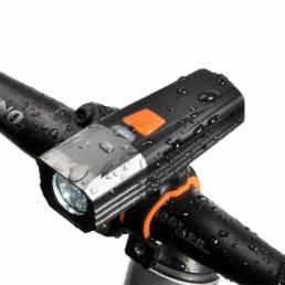 XANES®XL35900lúmenesBicicletafaro USB recargable 5 modos Impermeable Luz de bicicleta